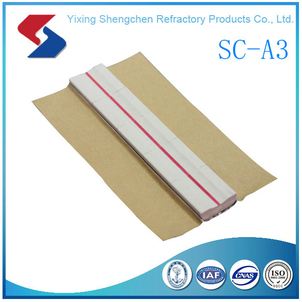 SC-A3 water resistance welding liner/ceramic welding backing material