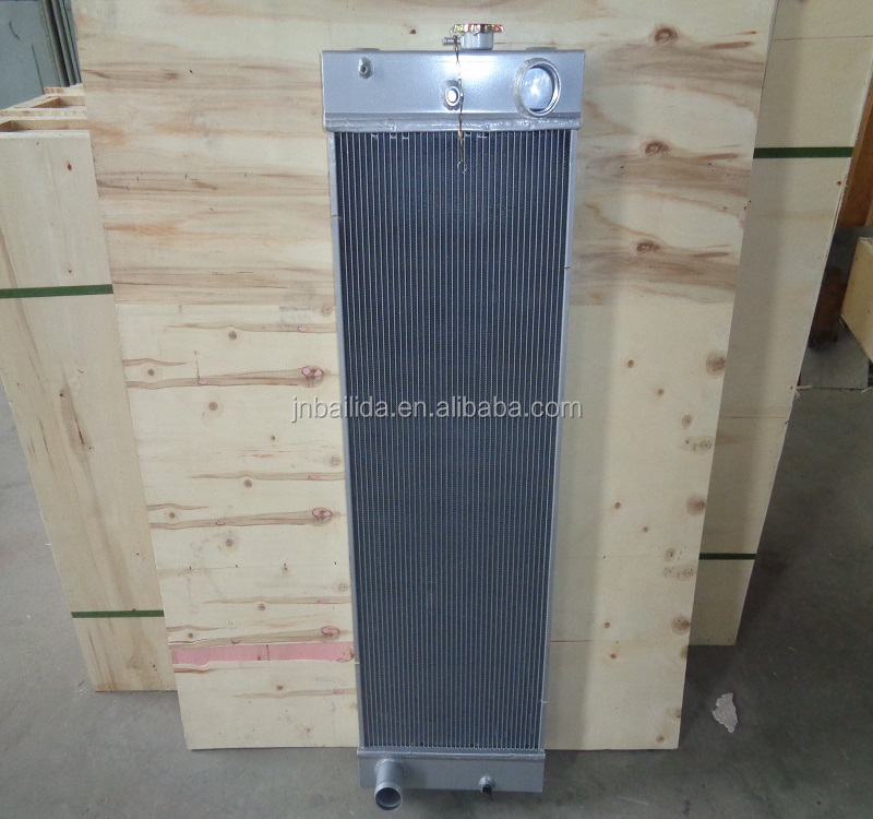 Supply excavator parts PC300-8MO radiator ass`y 207-03-72321