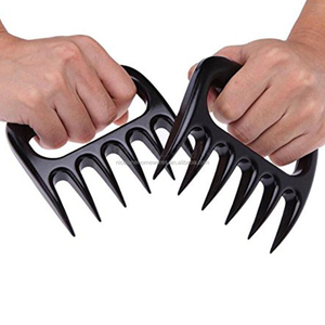 Pulled Pork Shredder Claws,BBQ Meat Handler Forks Bear Paws
