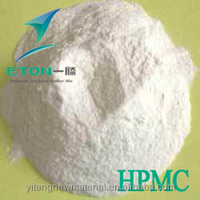 HPMC as thickening agent in coating
