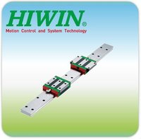 Four Row Wide Linear Guide Rail