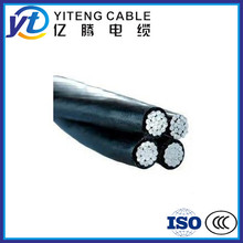 ABC cable aerial bundle cable ACSR AAC overhead cable
