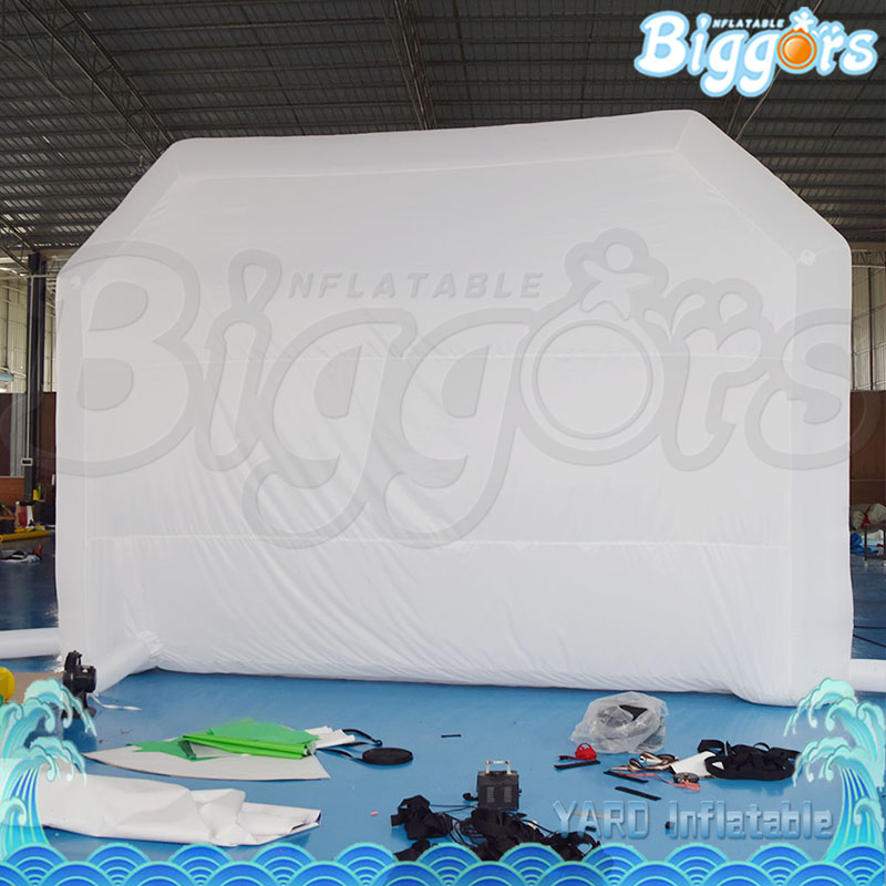 Portable Customized Inflatable Car Spray Booth for Sale