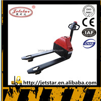 1300kg small Electric pallet hydraulic Truck