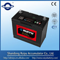 Low price best selling 12V high quality car battery,Good starting performance car battery
