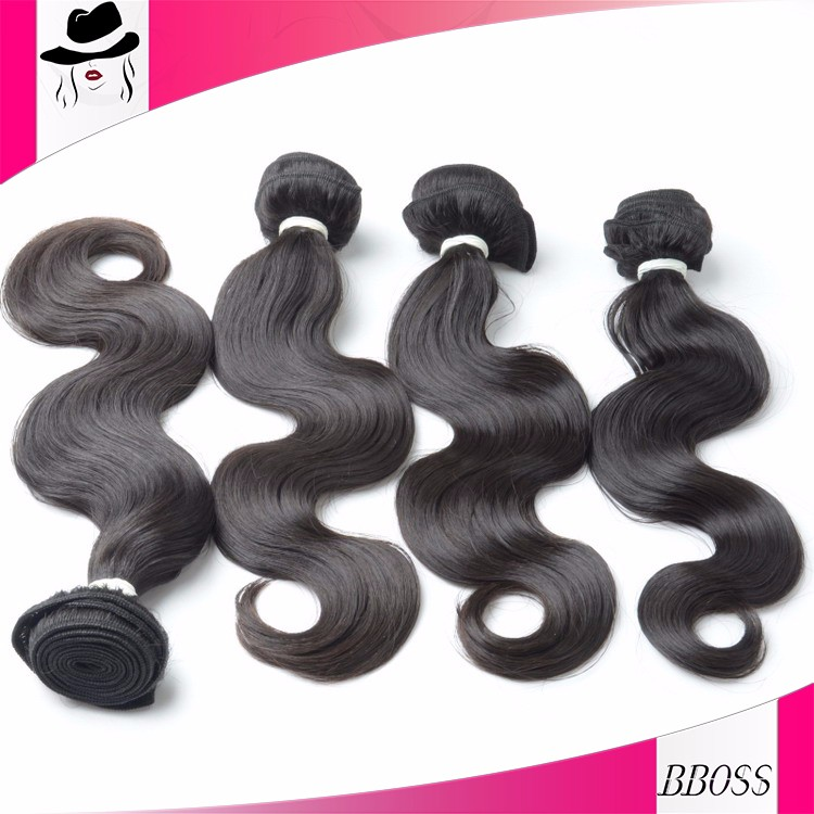 Hot selling wholesale japanese hair <strong>weave</strong> bundles, brazilian real raw hair <strong>weave</strong>