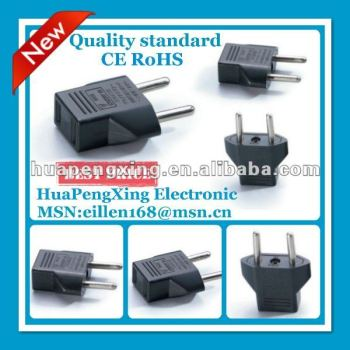 High Quality Copper Power Two Pin Plug
