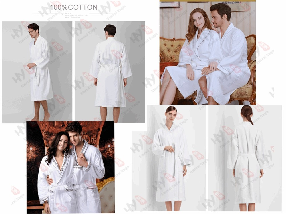 Wholesale eco friendly fabric bath robe