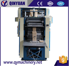 Shopping Bag Making Machine, Top Grade Bottom Handle Paper Bag Making Machine