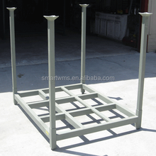Chinese supplier Stack Fabric Rolls Storage Rack for warehouse
