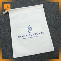 Custom Calico Cotton Cloth Drawstring Bags cotton drawstring bags dust bag covers for handbags