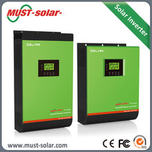 must inverter PV1800 series Pure Sine Wave Solar Power Inverter and controler charger