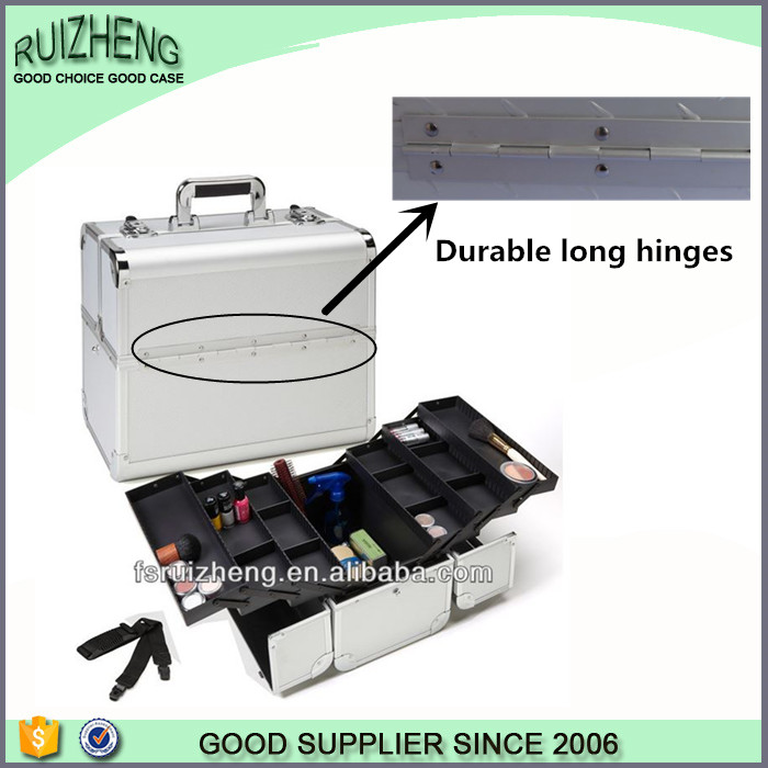 GuandDong Aluminum Case Wholesaler Cheap Custom Makeup Case