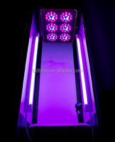"Hydroponic Grow Cabinet ""The Cash Crop 2.0"" Grow Box with 200W full Spectrum LED Grow Light Panel"