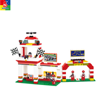 ENLIGHTEN BRICK TOYS CAR RACING CAR FOR KIDS