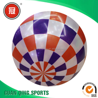 Inflatable Balls 22CM PVC Beach Ball birthday party decoration Volleyball Outdoor Sports Toy Beach Ball baby gifts