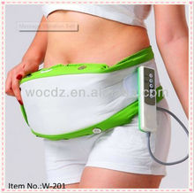 spiral vibration slimming belt massager, slender shaper slimming belt massage belt