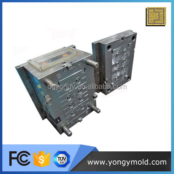 plastic injection precision mold components