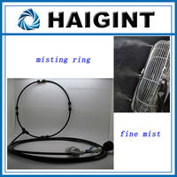 Find Complete Details about Outdoor Cooling Misting Ring For Fan