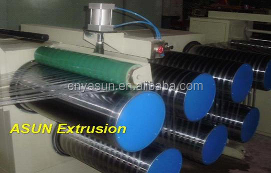 monofilament yarn extruder machine for PP PE rope