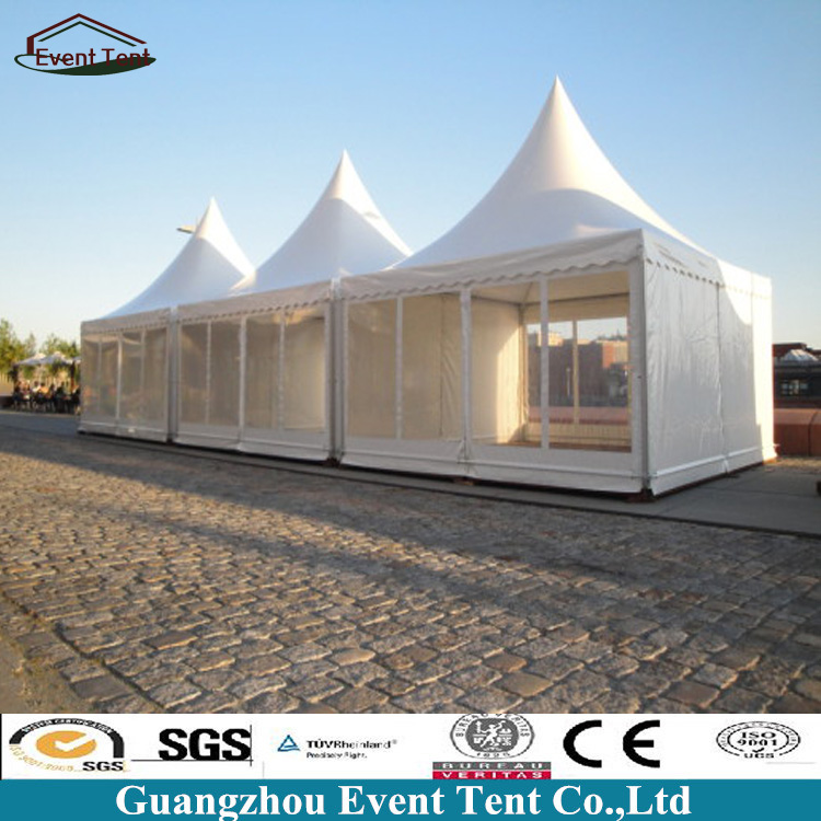 2017 Latest Fashion Top Design Pagoda 3x3 Winter Car Tent With Aluminum Frame