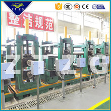 Automatic cold roll metal forming machine