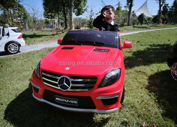 Licenced Mecedes ML63 Children Electric Car