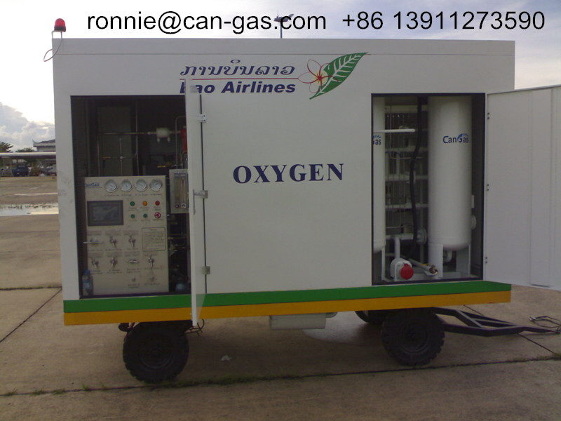 Mobile oxygen making machine manufacturer