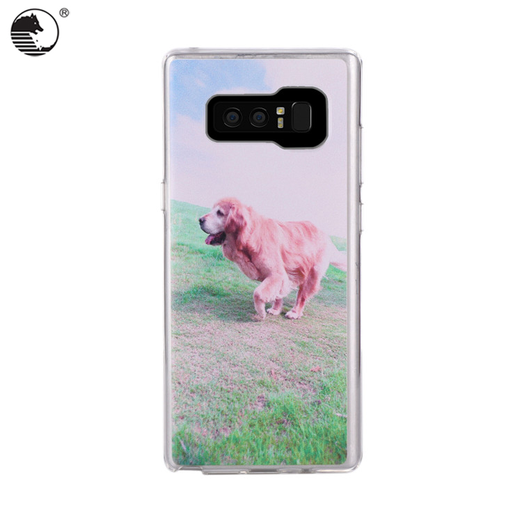 super thin TPU phone case For Samsung Galaxy Note 8 6.3 inch