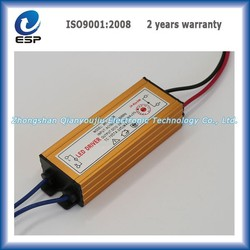 Best Selling LED Driver supply 12-18W 100-240v waterproof for cob led light