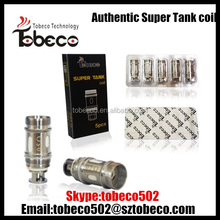 hot new products for 2015 Tobeco Authentic Super Tank Atomizer,mega tank,herakles atomizer wholesale
