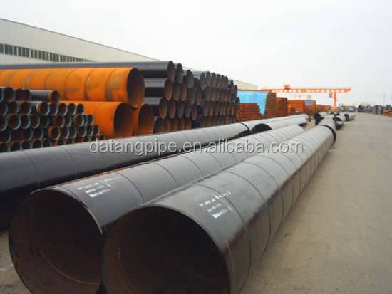 L390(X56) Material SSAW/Spirally Submerged Arc Welding Pipe