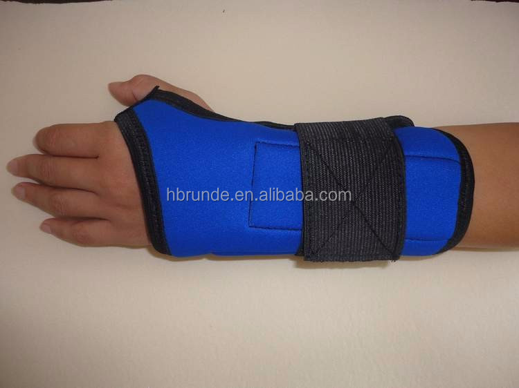 Wrist Protect Wrist Supports With Aluminum Stay, Wrist Guard