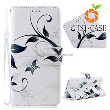Guangzhou wholesale phone case good quality Stylish Fancy Flip Cover Leather Wallet Case