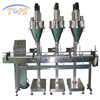 Automatic Powder Filler into Bottle Cartridge/powder screw filler