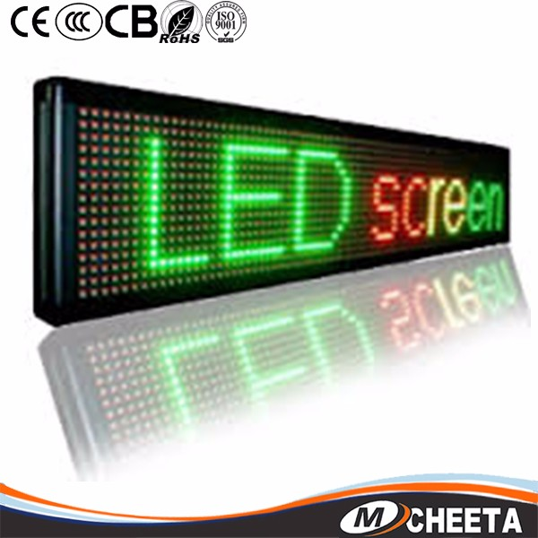 2017 New Style Electronic P5 Make Message Moving Computer Controlled Led Display