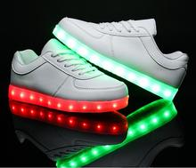 2016 Hot-sale USB led shoes for adult from Jinjiang factory
