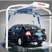 360 degree semi auto touchless car wash machine