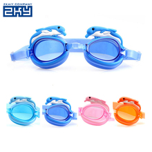Best Price Cartoon Funny Children Swimming Goggles,Adjustable Advanced Kids Swim Goggles