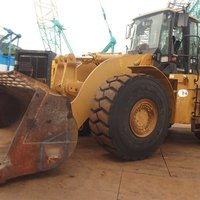 USED CAT 980G WHEEL LOADER FOR