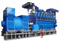 100mw diesel generator power plant with CSR Generation