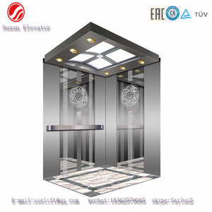 Great quality and low price Passenger Elevator, resident elevator, passenger lift