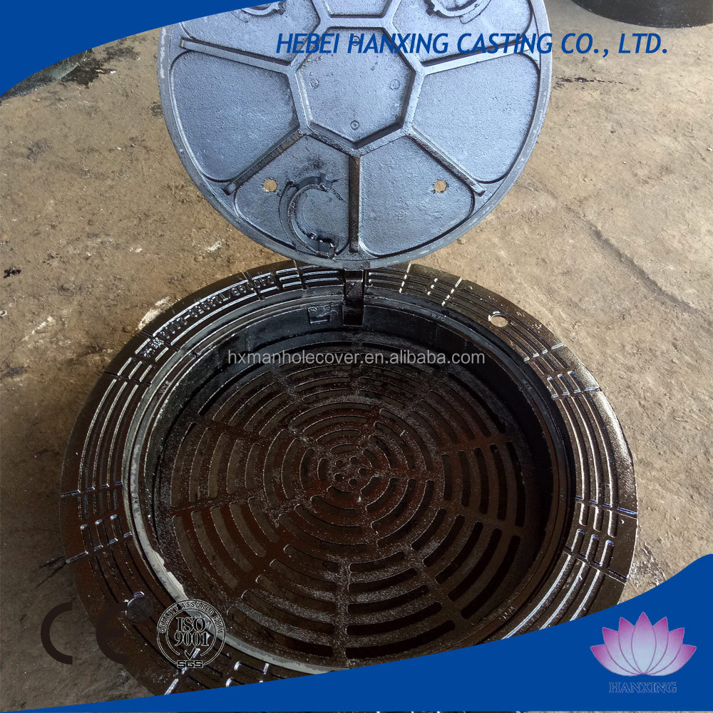 drainage outdoor grating trench drain cover cast iron drain grate 200