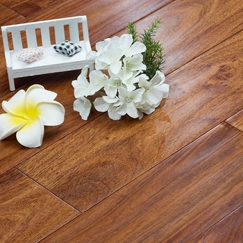 Antiseptic modern top quality kosso solid wood flooring