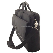 Special nylon with laptop compartment business messenger bag