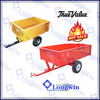 trailer cargo box plastic tray metel tray china factory ATV trailer