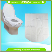 14gsm Travel pack toilet paper seat cover