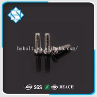 Mashine screws and bolts phillips self tapping screws SGS ROHS ISO DIN