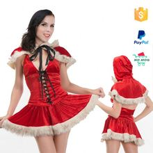 2015 Newest Sexy Sexy Red Hot Devil Costume