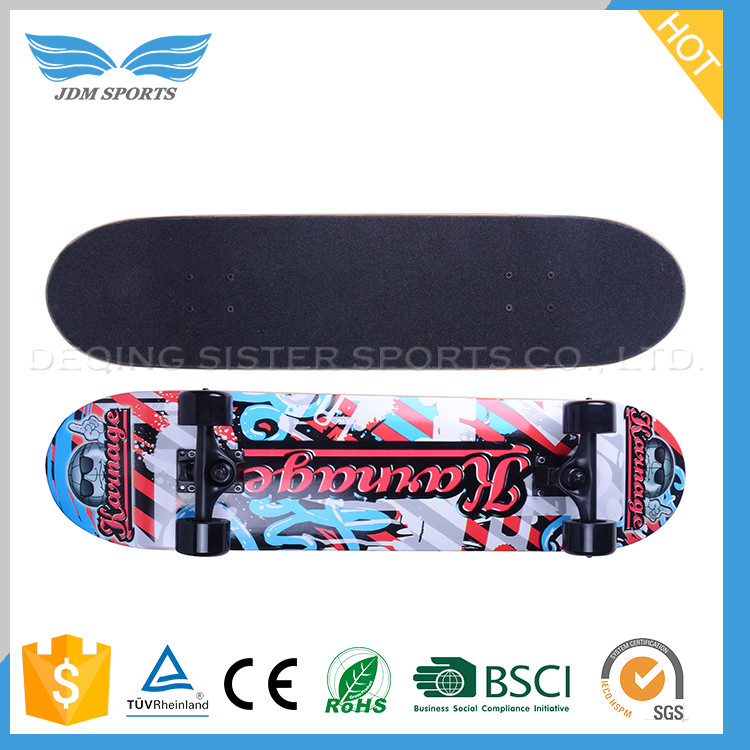 New China Products For Sale Blank Bamboo Skateboard Decks